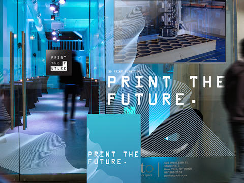 Print The Future Live 3D-Printing