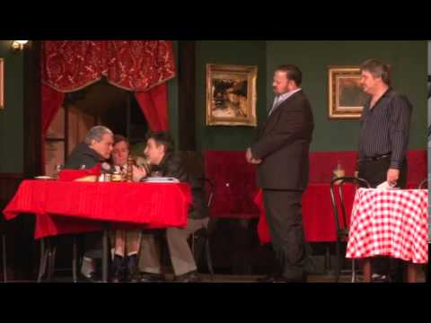 Breaking Legs, Act I (excerpt), Frankie Salvucci Scene ...