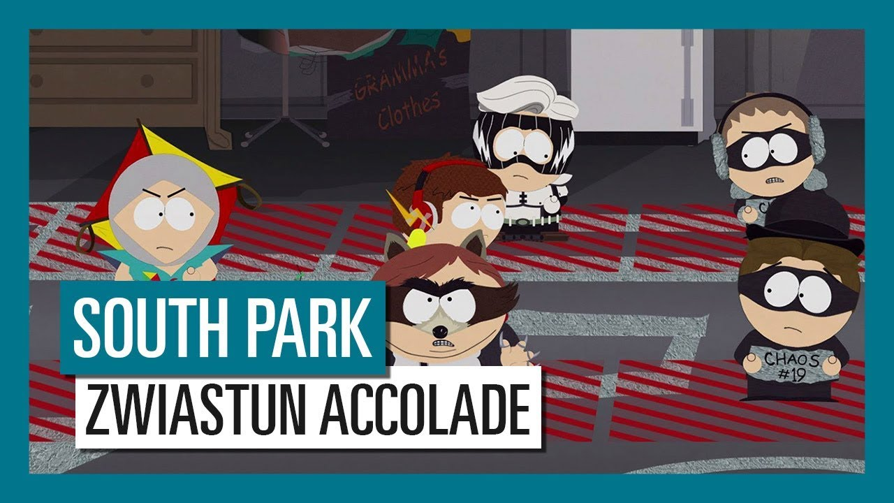 South Park: The Fractured But Whole: Accolades | Oficjalny Zwiastun | Ubisoft [PL]