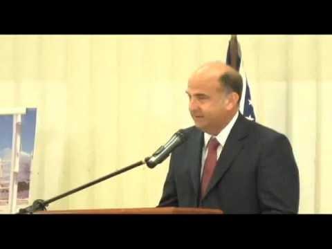 Discours de l'Ambassadeur des Etats Unis en Haïti Kenneth H  Merten
