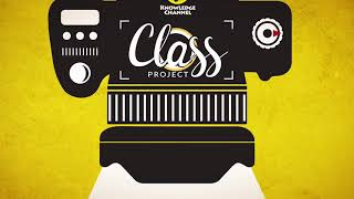 Knowledge Channel | Class Project 2018