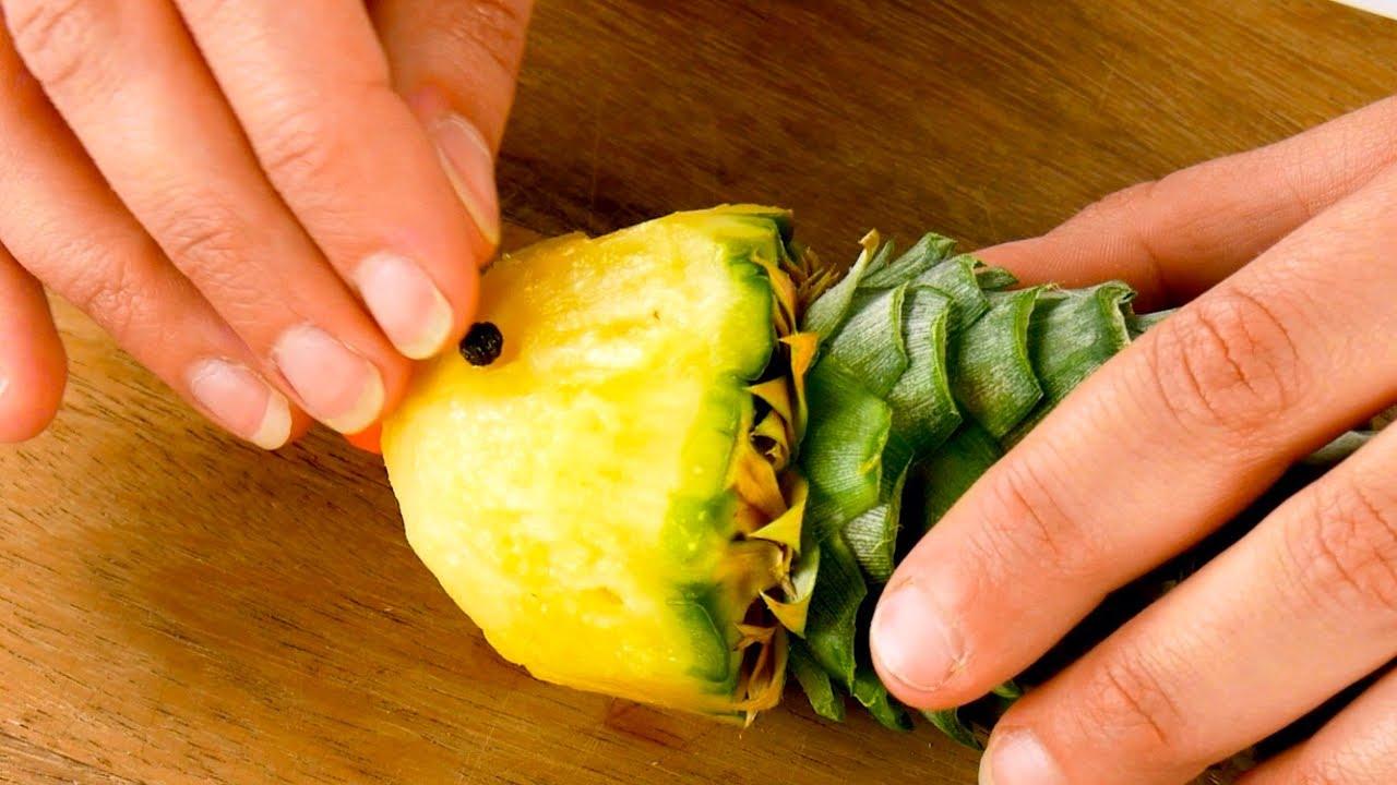 거부할 수 없는 여름 과일의 매력 속으로 퐁당!