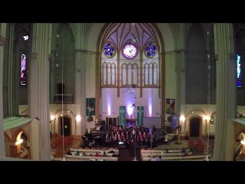 Lutheran Youth Choir International 2017 - American Church in Berlin