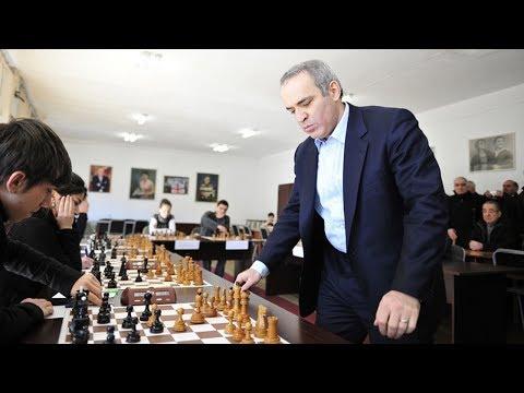 Шахматы. Урок от Гарри Каспарова: современная итальянская партия