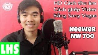 LHS   Cách Lấy Âm Thanh Trực Tiếp Từ Soundcard Lồng Vào Video   Lê Hoàng Studio   0989737960