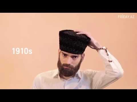 100 Years of Men's Style: Azerbaijan / FRIDAY.az