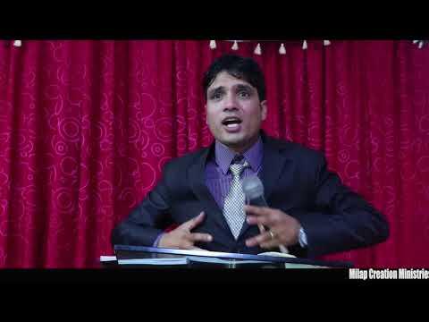 Ps Keshab Acharya: Joshua School of Ministry 2018 Graduation Day