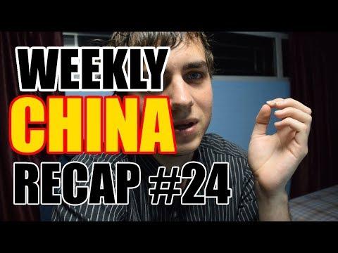 Weekly Au Pair Recap #24 of Shenzhen [China Aau Pair Vlog #48]