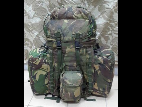 купить Британский Военный Рюкзак