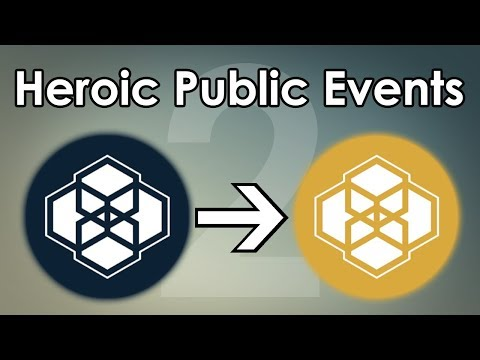 Destiny 2: How to Activate Heroic Public Events
