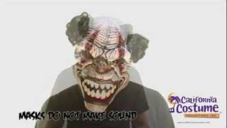 60509 Last Laugh The Clown - Ani-Motion™ Mask Instruction Video