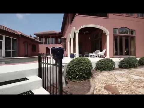 Million Dollar Waterfront Mansion - Panama City Beach, Florida Real Estate For Sale