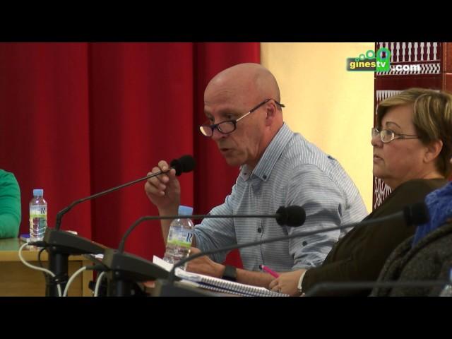 Crónica de la Sesión Plenaria del Ayuntamiento celebrada el 9 de noviembre