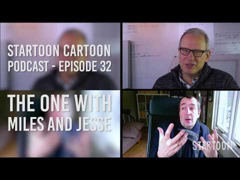 Startoon Cartoon Podcast | Wildseed Studios