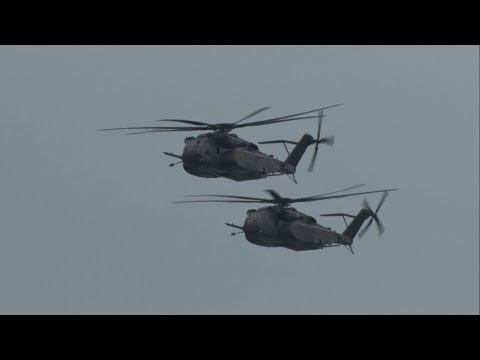 2017 Atlantic City Airshow - Military Helicopter Demonstrations