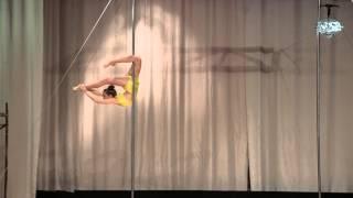 Samoilova Yekaterina Children Pole Dance