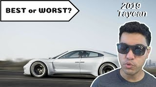 2019 Porsche Taycan/Mission E Review (BEST OR WORST)