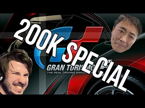Gran Turismo 5 - 200K SUBSCRIBERS SPECIAL | ALL GOLD LICENCES thumbnail