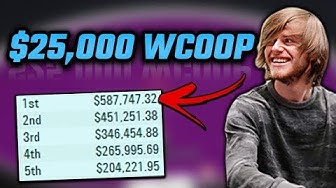 ONLINE $25,000 HIGH ROLLER TOURNAMENT! (BIGGEST BUY-IN OF THE YEAR!)