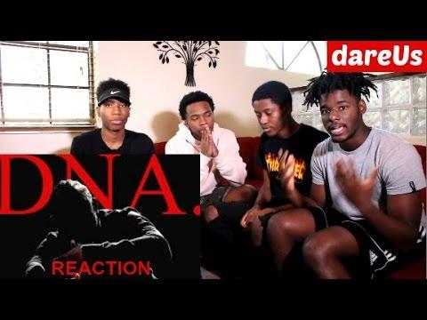 DNA - Kendrick Lamar (reaction)