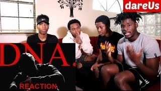 DNA - Kendrick Lamar (reaction)