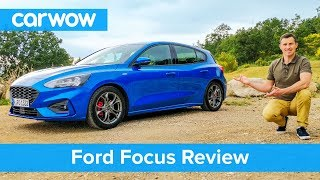 Ford Focus 2019 REVIEW see why it could be the Car of the Year
