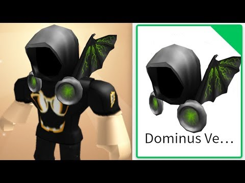 I FOUND MY DELETED DOMINUS!! *FREAKOUT* (Roblox)