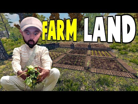 Farm Land | WotW | 7 Days To Die Alpha 16 Let's Play Gamepla