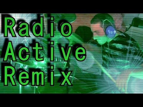 Radioactive - Lindsey Stirling and Pentatonix - Erik Martin Drum Cover
