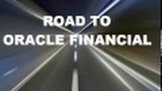 Oracle  Financial r12 In Urdu R12 General Ledger Lecture 8 RUN ACCOUNTING SETUP