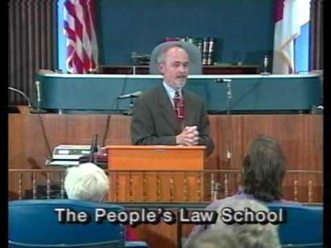 The People's Law School - Alabama: Lighter Side