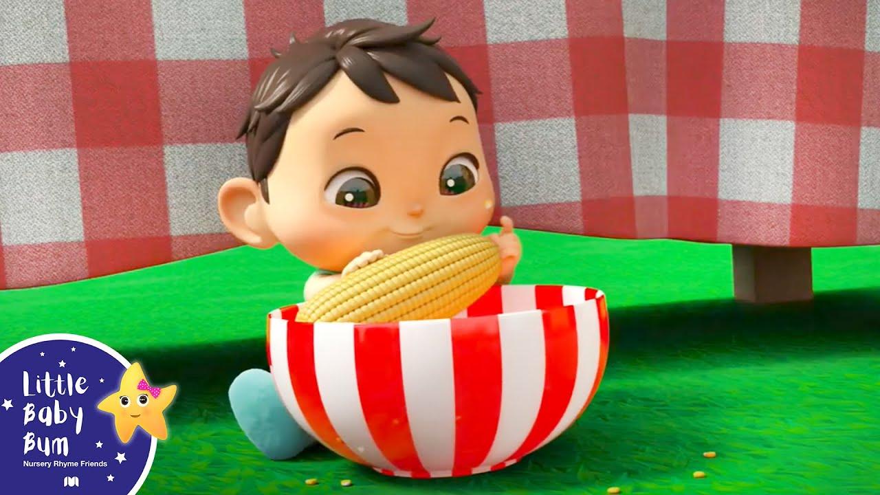Old MacDonald Had A Farm    Best Baby Songs   Kids Cartoon   Nursery Rhymes   Little Baby Bum