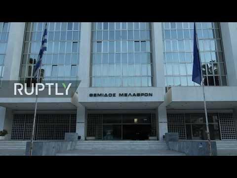 LIVE: Vinnik arrives at Greek Supreme Court for US extradition verdict
