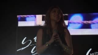 150912_5 광주 레젼드 콘서트 19시 저녁 공연_에일리(Ailee)_멘트+휘성(Wheesung) 작사.작곡 '노래가 늘었어'[직캠]