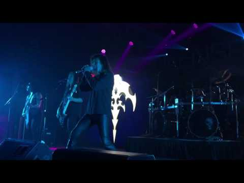 Queensryche- Eyes of a Stranger- Music Farm Charleston, SC 12-2-16