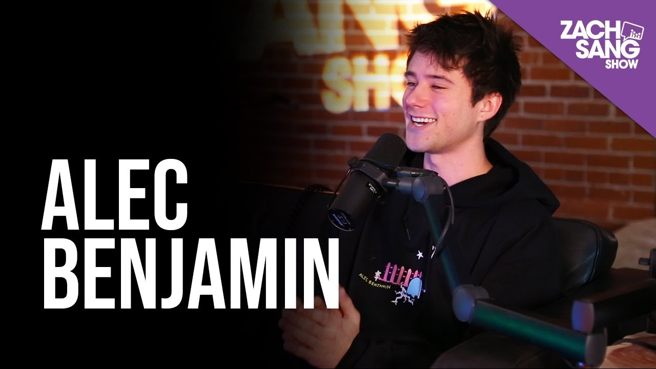 Alec Benjamin Talks 'Narrated For You', John Mayer, and Billie Eilish