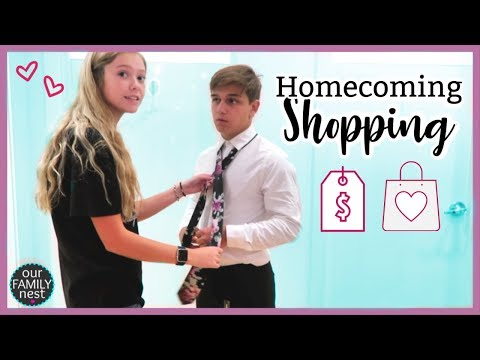 homecoming-clothes-shopping!