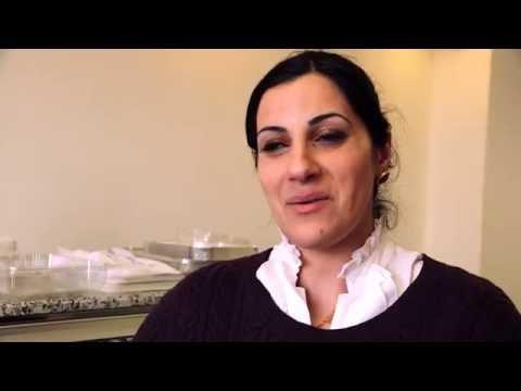 SPARK: Entrepreneur Razan Jabr, Palestine