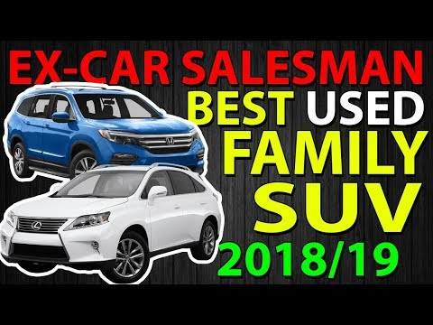 Best Family SUV in 2020!!!
