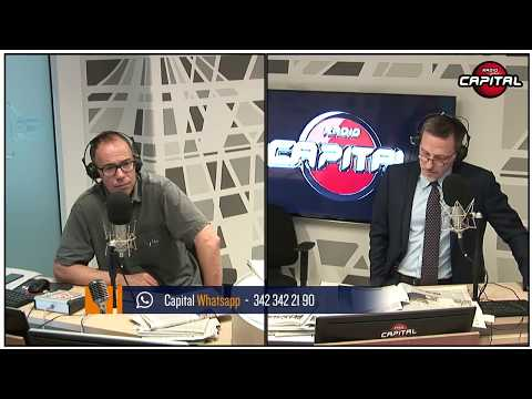 Circo Massimo, Massimo Giannini in diretta su Radio Capital