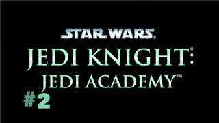 STAR WARS Jedi Knight Jedi Academy Episode 2: LUKE