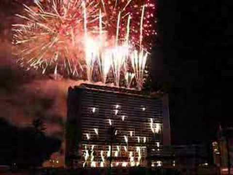 Stardust casino implosion