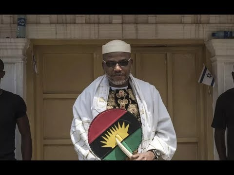 Read EXPLOSIVE Interview with Nnamdi kanu on Biafra remembrance day
