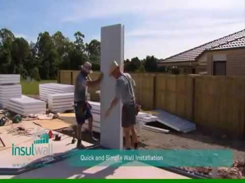 สร้างบ้านสำเร็จรูป ด้วยระบบ SIPs (Structural Insulated Panel)
