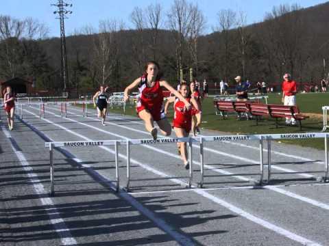Saucon Valley Track 2013-04-09