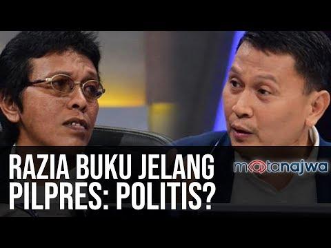 PKI Dan Hantu Politik: Razia Buku Jelang Pilpres: Politis? (Part 2) | Mata Najwa