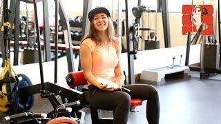 Арина Скоромная Семинар о питании и тренировках в перинатальный период (Видеоотчёт)