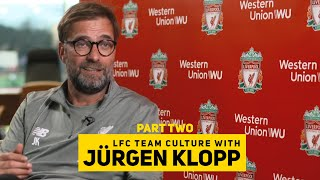 How Jürgen Klopp creates a winning culture at LFC | Presented by Western Union