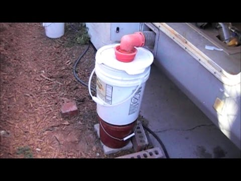 RICH-ness Is Living Ep.3: RV Grey Water Sediment Filter