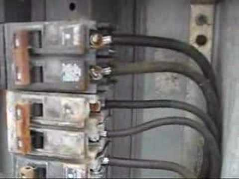 Is Your Main Electric Panel Safe? - YouTube